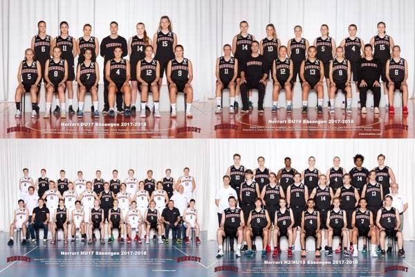 U17/U19: USM Omgång 1 hemma den 24-26/11