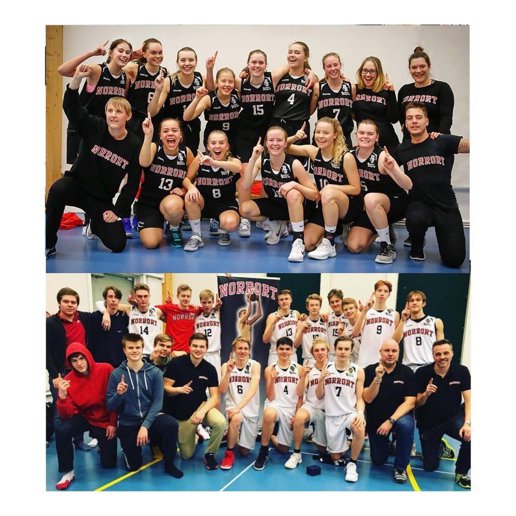 HU17, DU19: Kvartsfinal och en andraplats i Scania Cup