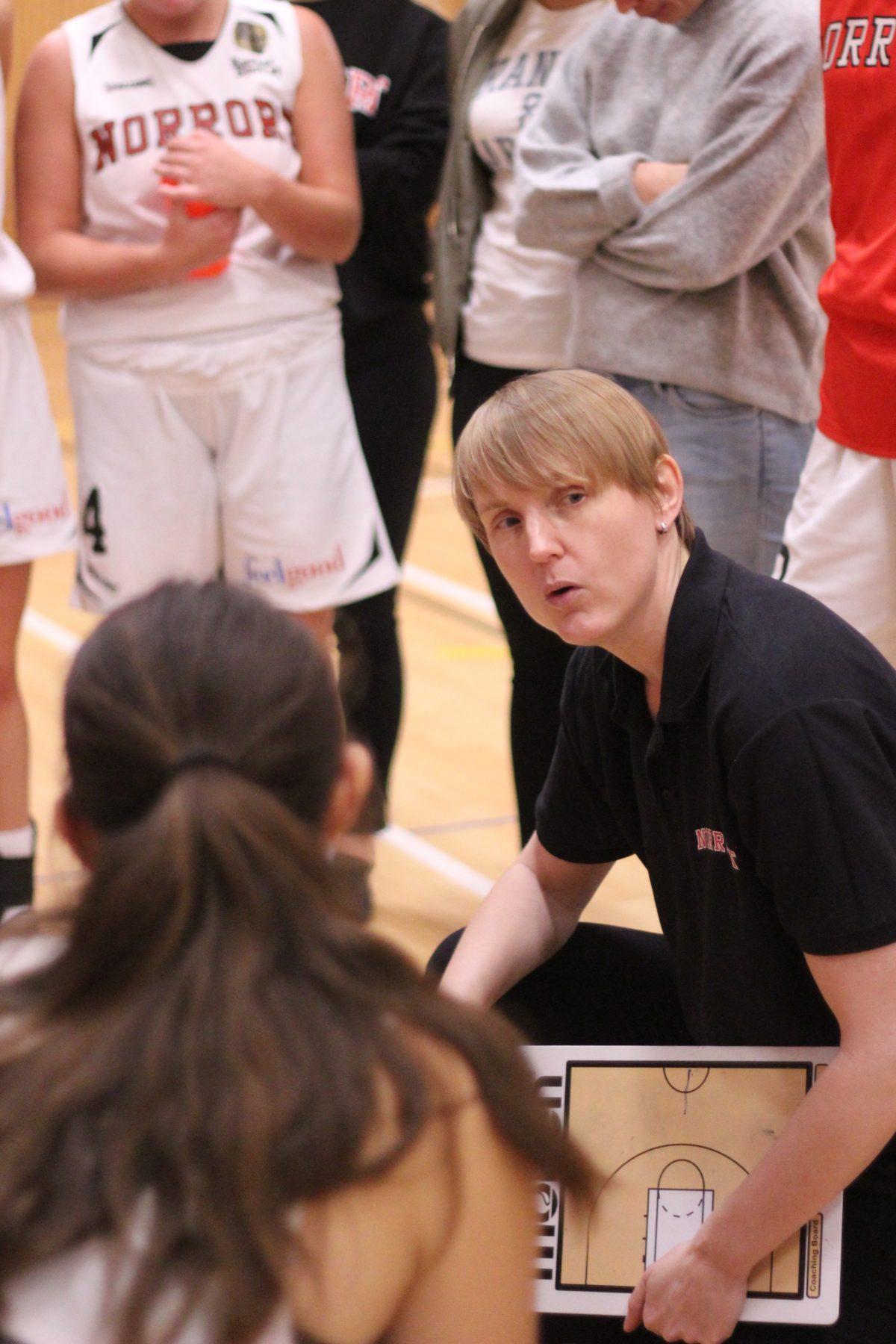 Dam: Coach-kommentar efter segern mot Hammarby