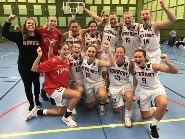 Dam: Lagspel bakom seger mot Västerås
